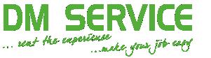 DM-SERVICE Logo